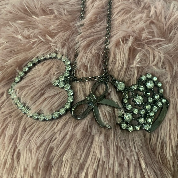 torrid Jewelry - NWT ✨ heart/bow/crown necklace